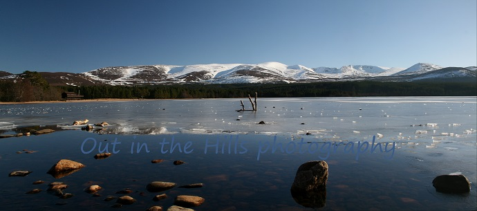 Loch Morlich winter